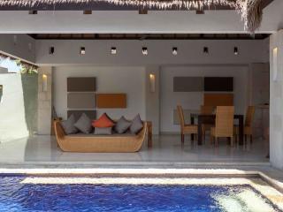 1 Bedroom Villa - Living Room