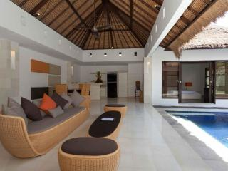 2 Bedroom Villa - Living Room