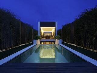 1 Bedroom Signature Villa Pool