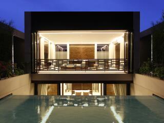 1 Bedroom Waterfall Villa