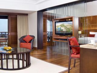 1 Bedroom Ocean View Suite