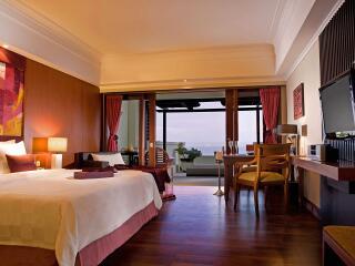 Executive Terrace Ocean View Room