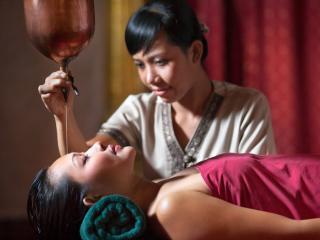 Ayurvedic Shirodara Treatment