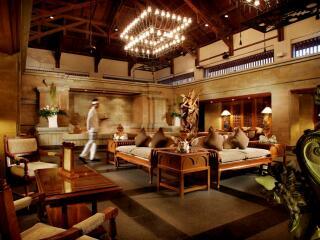 Saraswati Lounge