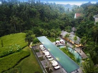 Aerial Main Pool