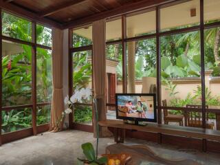 Garden Villa - View
