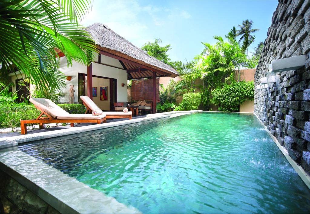 Qunci Villas Bali Accommodation