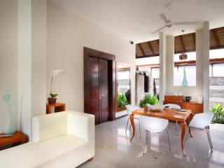 2 Bedroom Beachfront Pool Villa - Living Room