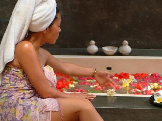 1 Bedroom Pool Villa Bathroom