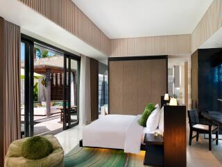Marvelous 1 Bedroom Pool Villa - Interior