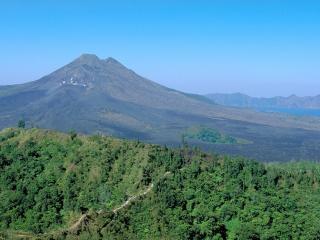 Kintamani Volcano